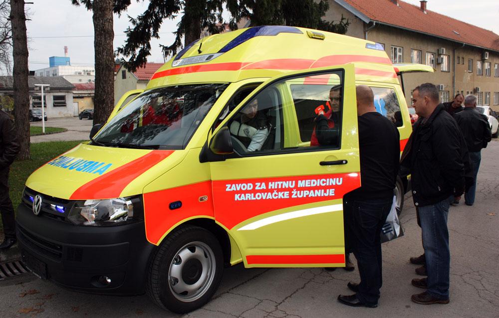 Obilježen dan hitne medicinske službe u Karlovcu