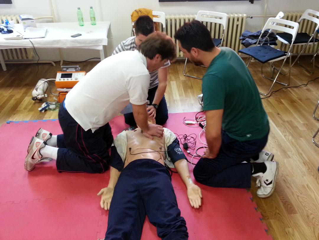 Interna kontinuirana edukacija za medicinske tehničare