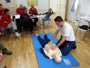 Hgss BLS + AED