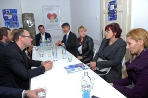 Regionalna i međunarodna suradnja