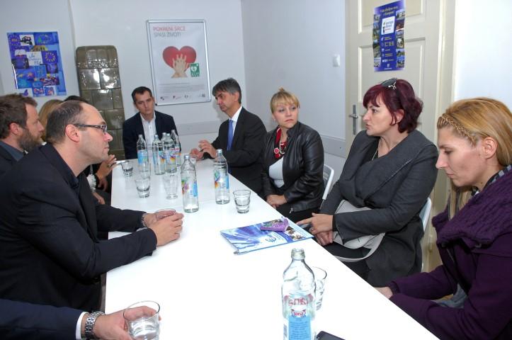 Međunarodna i regionalna suradnja povodom Europskog tjedna