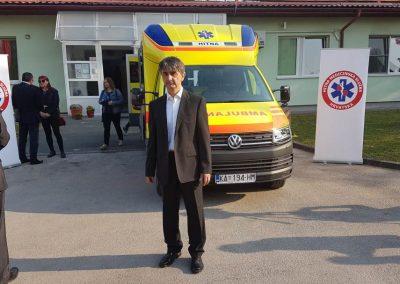 Primopredaja novog vozila