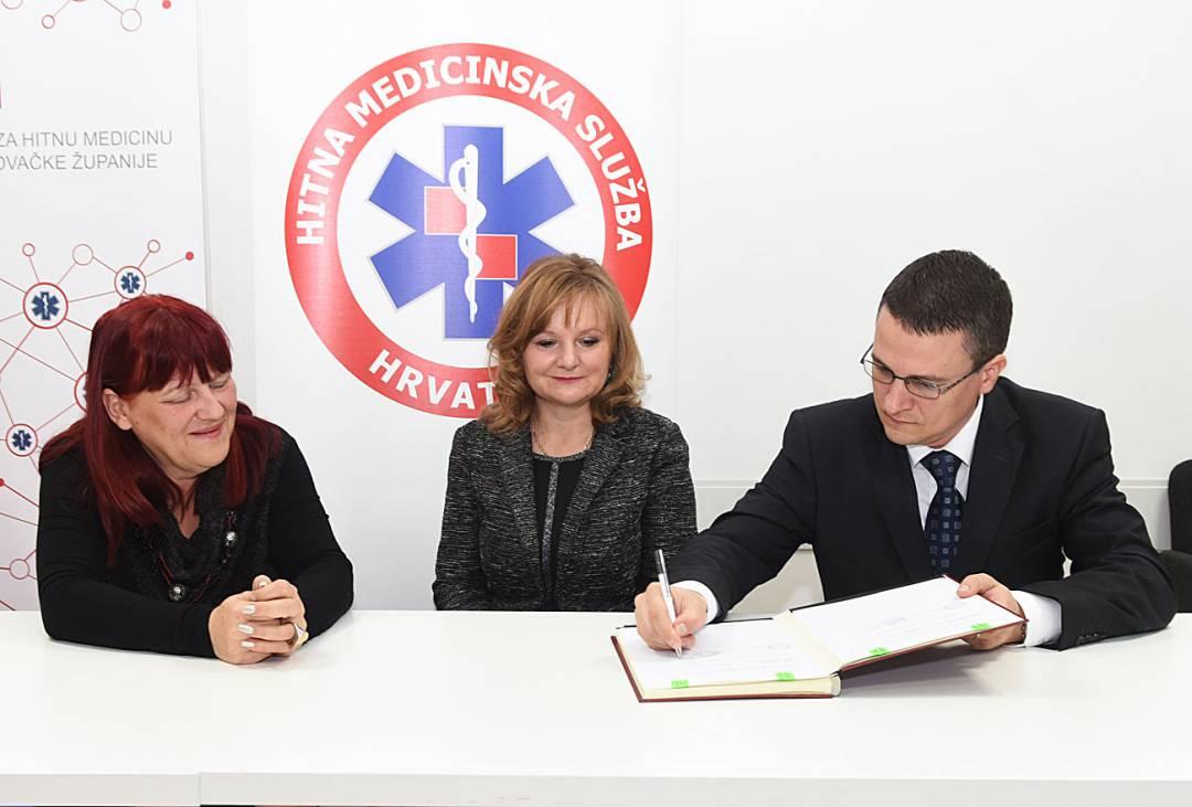 Zavod za hitnu medicinu Karlovačke županije proslavio 6. rođendan