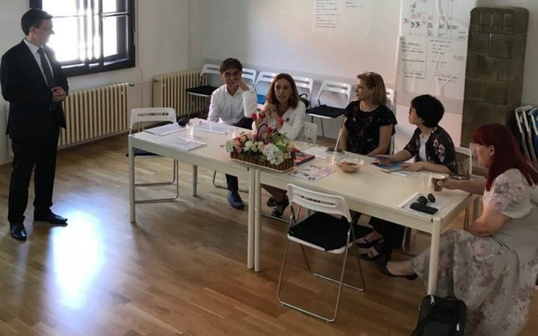Predstavnici Svjetske banke razgovarali s vodstvom Zavoda za hitnu medicinu Karlovačke županije