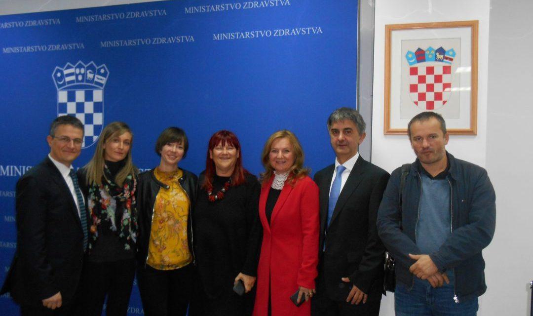 Svečana dodjela ugovora za početak EU projekta Specijalističko usavršavanje doktora medicine iz Europskog socijalnog fonda